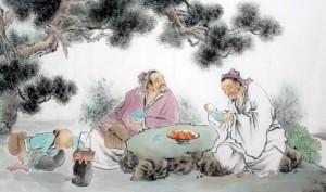 Cuộc thi siêu trí tuệ giữa Nhật Bản và Trung Quốc