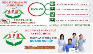Dịch vụ thành lập công ty trọn gói tại Đồng Nai