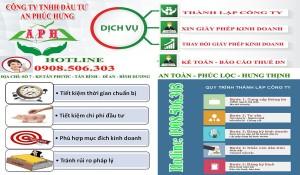 Thủ tục thành lập công ty tại Thuận An