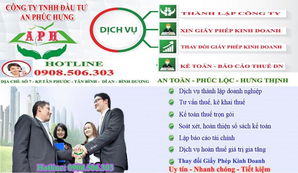 Tạm ngưng hoạt động công ty nhanh nhất Thuận An Bình Dương