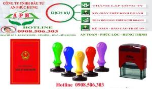 Chuyên đăng ký kinh doanh giá rẻ tại Thuận An Bình Dương