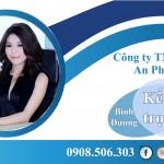 Thành lập công ty tại Thuận AN