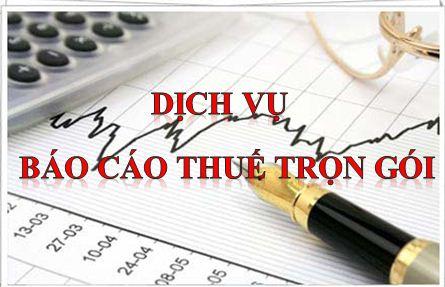 Dịch vụ báo cáo thuế tại Thuận An