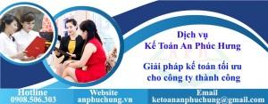 Dịch vụ kê khai thuế GTGT, thuế Môn bài Bình Dương