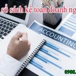 Báo cáo tài chính, lập sổ sách kế toán cho doanh nghiệp