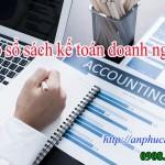 Lập sổ sách kế toán cuối năm