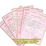 giấy phép kinh doanh vận tải tại TP Hồ Chí Minh