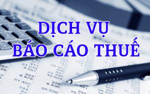 Dịch Vụ Báo Cáo Thuế Tại Thủ Dầu Một Bình Dương