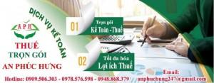 Dịch vụ kế toán trọn gói tại Dĩ An