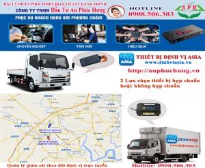 Xin giấy phép kinh doanh vận tải tại Sài Gòn