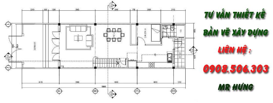 Tư vấn thiết kế bản vẻ xây dựng