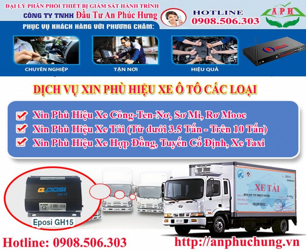 Dịch vụ lắp định vị xe ô tô tại Tphcm