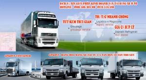 Làm Giấy phép Kinh doanh vận tải tại Sài Gòn
