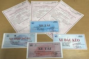 Xin phù hiệu xe tải rẻ nhất Sài Gòn