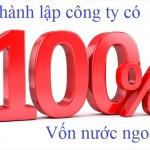 tư vấn thành lập công ty 100 vốn nước ngoài tại bình dương