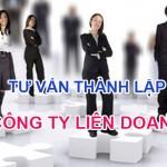 thành lập công ty liên doanh với nước ngoài