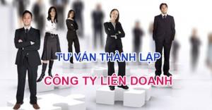 Thành lập công ty liên doanh với nước ngoài Bình Dương