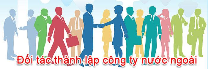 thủ tục thành lập công ty 100 vốn nước ngoài