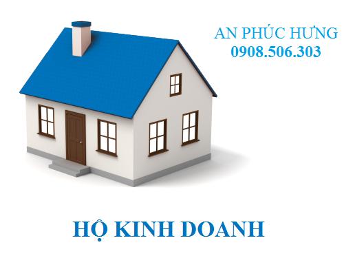 Xin giấy phép kinh doanh cho cá nhân, hộ gia đình tại Dĩ An Thuận An