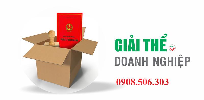 Dịch vụ giải thể chi nhánh doanh nghiệp tại Thuận An Bình Dương