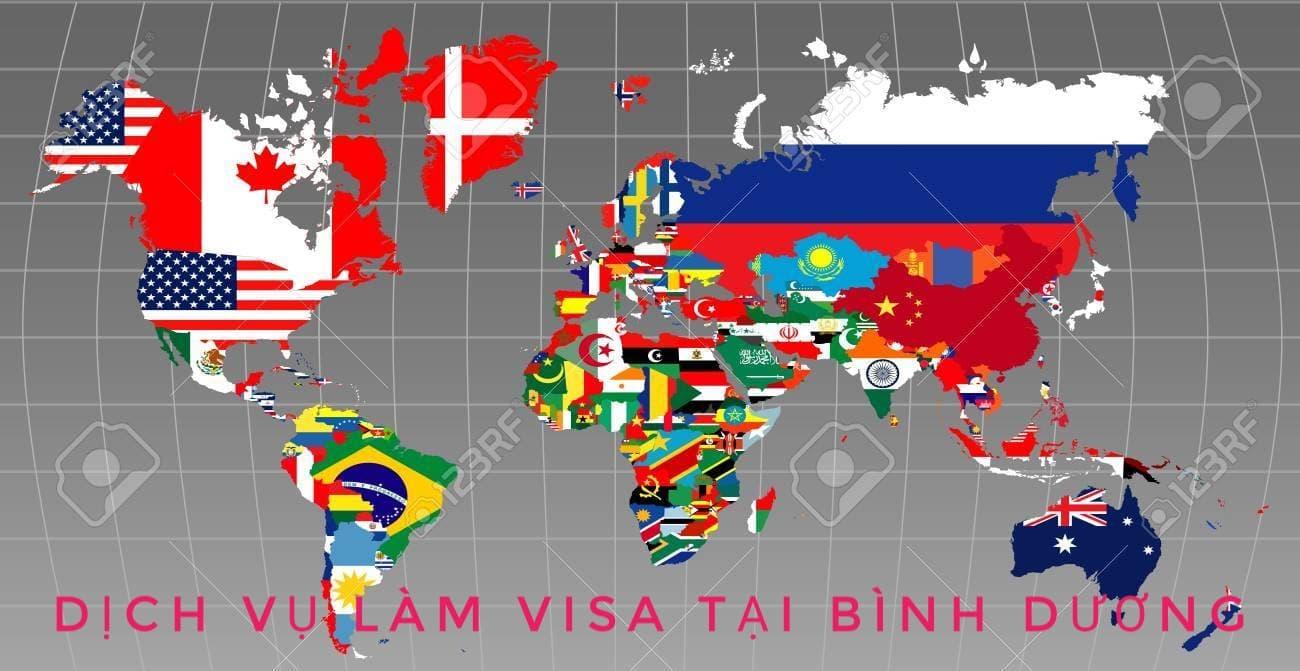 dịch vụ làm visa ở bình dương