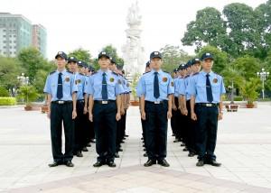 Thành lập công ty bảo vệ tại TP Hồ Chí Minh