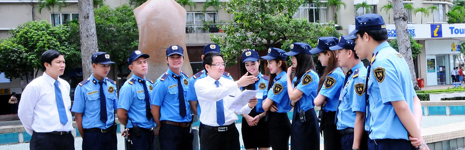 Dịch vụ thành lập công ty bảo vệ tại TP HCM