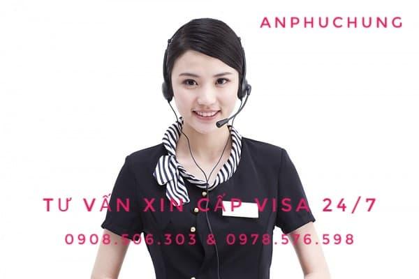 tư vấn xin cấp visa tại tân uyên