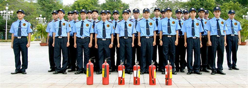 thành lập công ty dịch vụ bảo vệ tại TP HCM