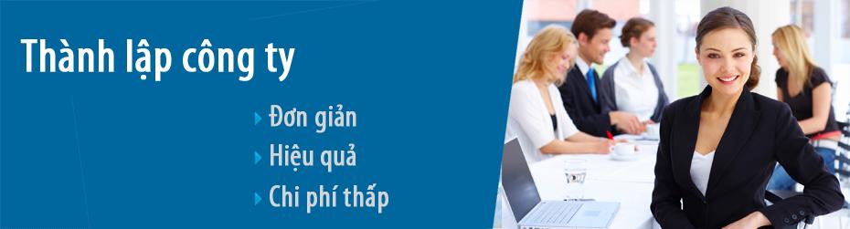 Thành lập công ty tại Thuận An Trọn gói đúng luật