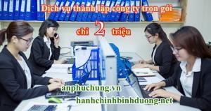 Thành lập công ty Thuận An trọn gói đúng luật