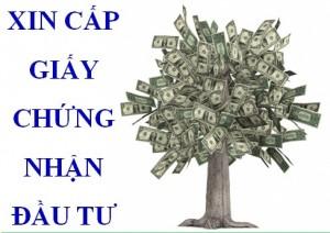 Xin giấy phép đầu tư tại TP Hồ Chí Minh