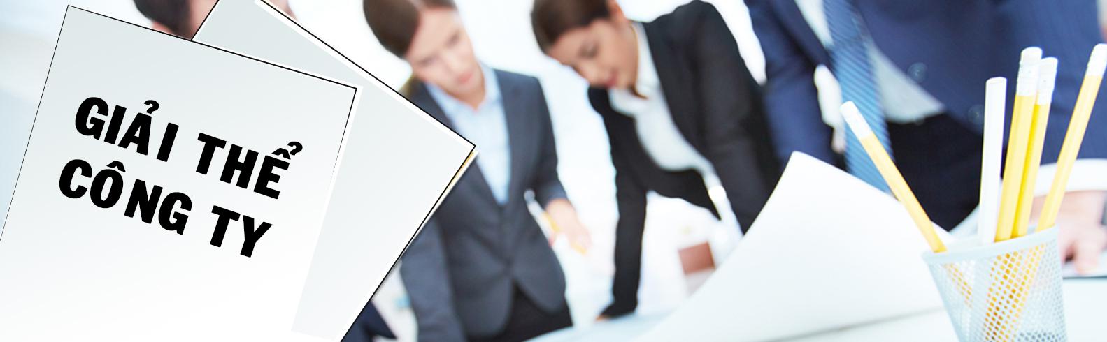 hồ sơ giai thể doanh nghiệp