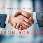 dịch vụ thay đổi nhà đầu tư tại bình dương
