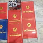 giấy chứng nhận đăng ký kinh doanh tại bình dương