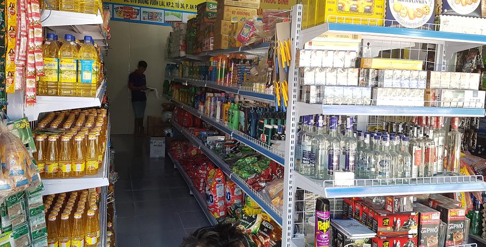 đăng ký mở cửa hàng tạp hóa tại bình dương