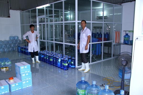 dịch vụ xin giấy phép kinh doanh sản xuất nước đóng chai tại Bình Dương