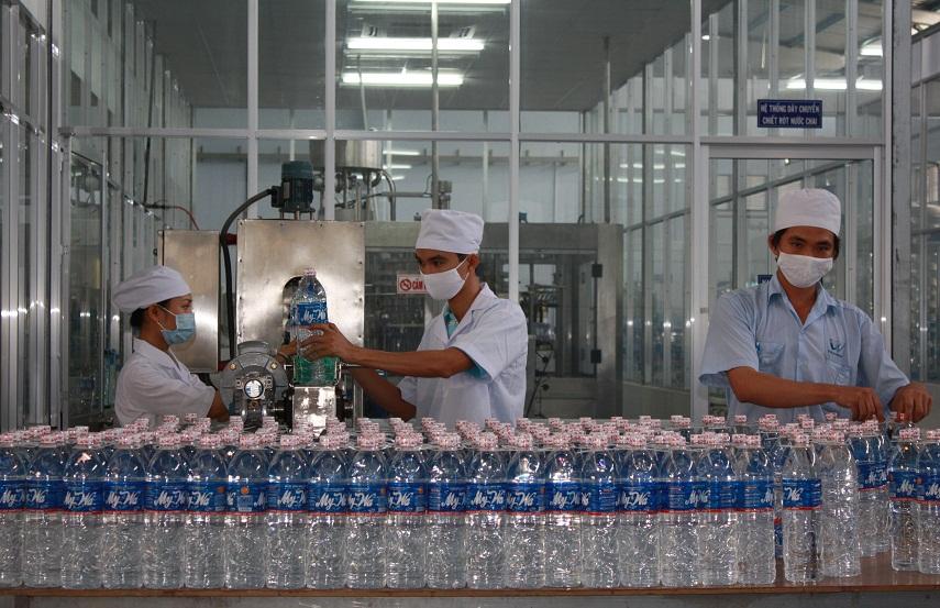 xin giấy phép kinh doanh nước đóng chai