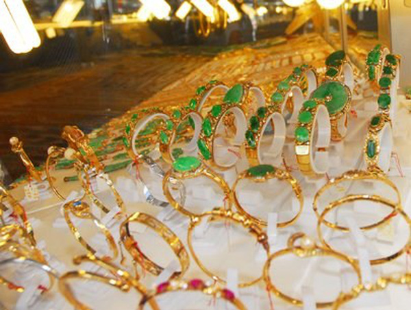 điều kiện kinh doanh vàng bạc trang sức