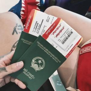 Dịch vụ làm visa đi Thái Lan tại Bình Dương