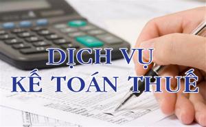 Đơn vị làm kế toán thuế tại Dĩ An