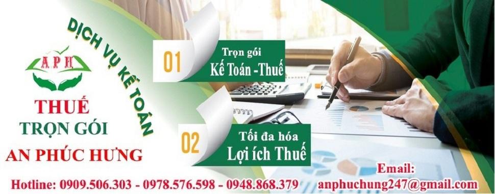 dịch vụ kế toán thuế trọn gói tại dĩ an