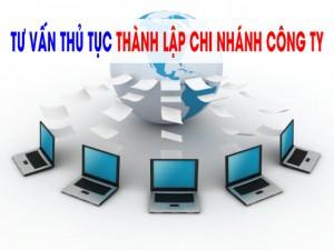 Thủ tục thành lập chi nhánh công ty TNHH tại Bình Dương
